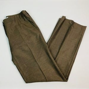 MaxMara Wool Straight Leg Pants